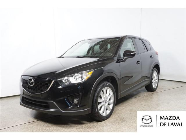 2015 Mazda CX-5 GT (Stk: 50143A) in Laval - Image 1 of 26