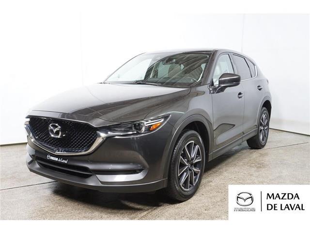 2017 Mazda CX-5 GT (Stk: U7285) in Laval - Image 1 of 24