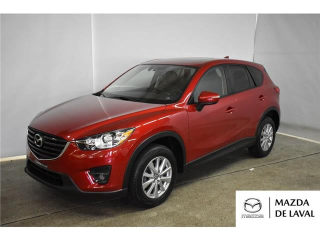 2016 Mazda CX-5 GS (Stk: U7403) in Laval - Image 1 of 30