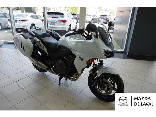 2012 Honda CBF1000 F (Stk: 51771AA) in Laval - Image 1 of 9