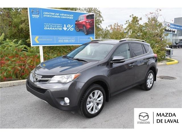 2015 Toyota RAV4 Limited (Stk: U7453) in Laval - Image 1 of 20