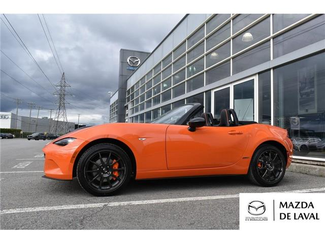 2019 Mazda MX-5 30th Anniversary (Stk: DT53598) in Laval - Image 1 of 20