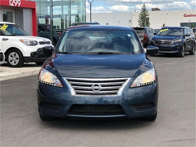 2013 Nissan Sentra 1.8 S (Stk: 81273C) in Gatineau - Image 1 of 13
