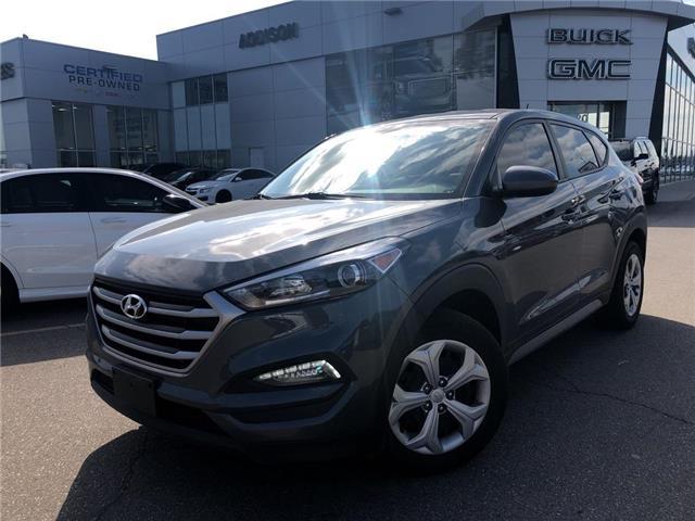 2017 Hyundai Tucson  (Stk: U540513) in Mississauga - Image 1 of 18