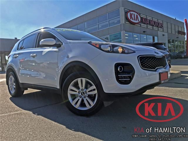 2019 Kia Sportage LX (Stk: P10566) in Hamilton - Image 1 of 17