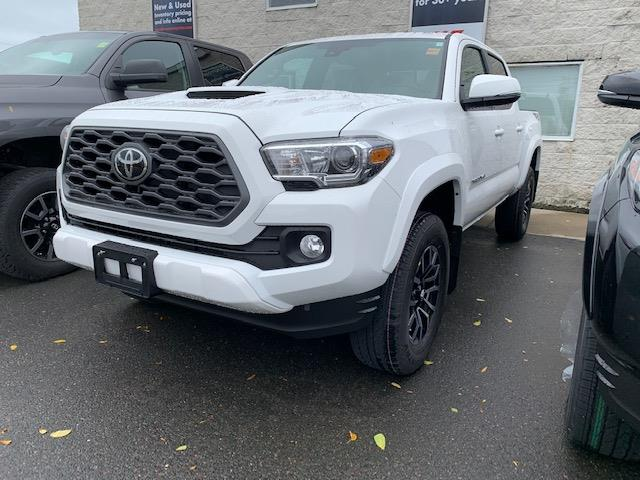 2020 Toyota Tacoma Base (Stk: TW016) in Cobourg - Image 1 of 9