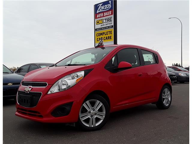 2013 Chevrolet Spark LS Auto (Stk: P582) in Brandon - Image 1 of 22