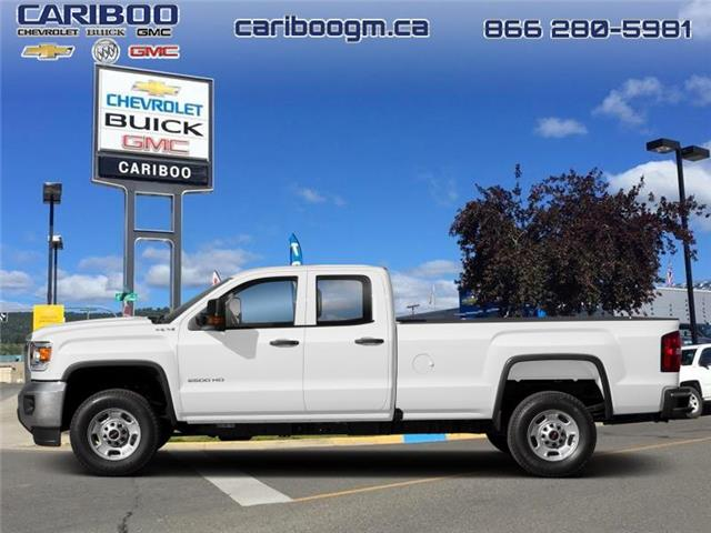 2019 GMC Sierra 2500HD Base (Stk: 19T275) in Williams Lake - Image 1 of 1
