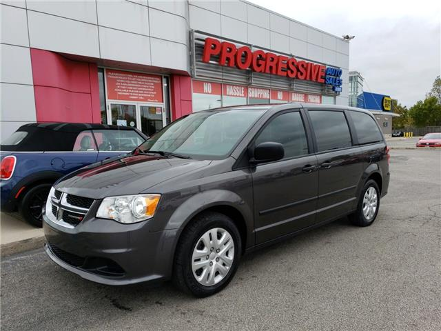 2017 Dodge Grand Caravan CVP/SXT (Stk: HR776264) in Sarnia - Image 1 of 18