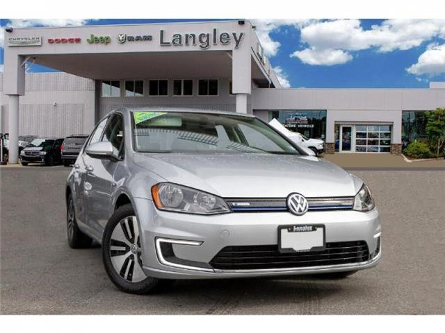 2016 Volkswagen e-Golf SE (Stk: LF5029) in Surrey - Image 1 of 20