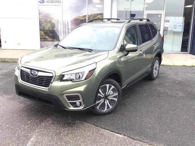 2020 Subaru Forester Limited (Stk: S4069) in Peterborough - Image 1 of 10