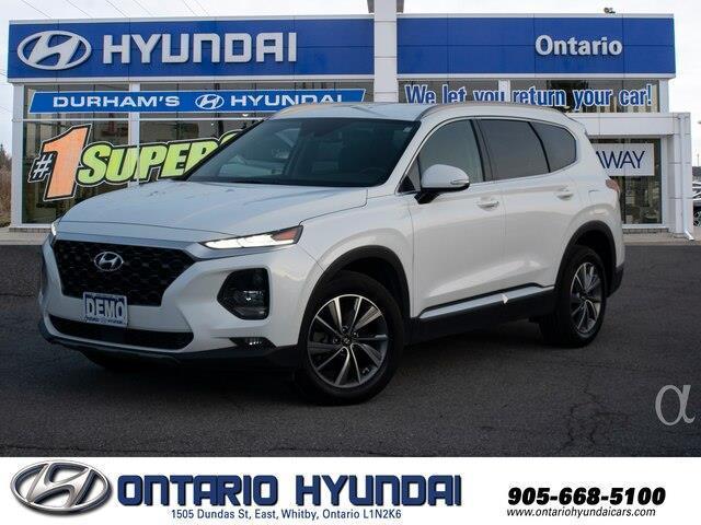 2019 Hyundai Santa Fe Preferred 2.0 (Stk: 040118) in Whitby - Image 1 of 20