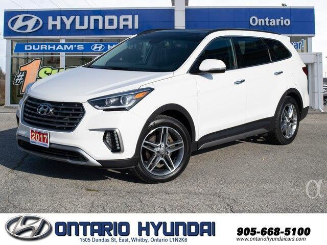 2017 Hyundai Santa Fe XL Limited (Stk: 98756K) in Whitby - Image 1 of 20