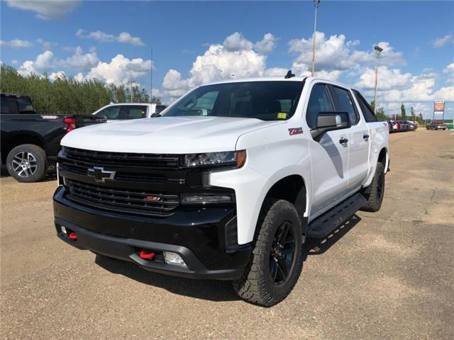 2019 Chevrolet Silverado 1500 LT Trail Boss (Stk: T9166) in Athabasca - Image 1 of 30