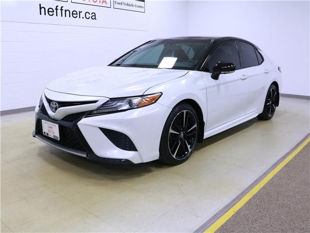 2018 Toyota Camry XSE V6 (Stk: 181636) in Kitchener - Image 1 of 30