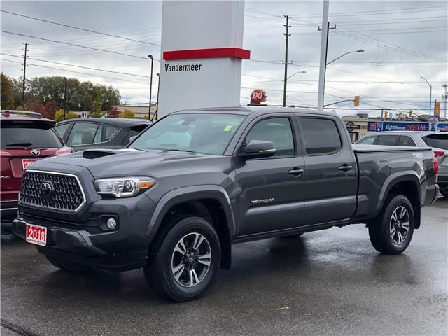 2018 Toyota Tacoma SR5 (Stk: W4886) in Cobourg - Image 1 of 26