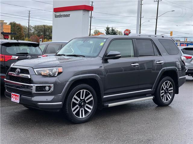 2016 Toyota 4Runner SR5 (Stk: TV282A) in Cobourg - Image 1 of 27