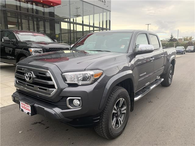 2017 Toyota Tacoma Limited (Stk: UT1325) in Kamloops - Image 1 of 28