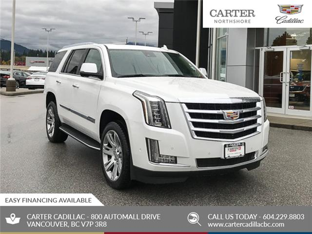 2020 Cadillac Escalade Luxury (Stk: D62100) in North Vancouver - Image 1 of 24