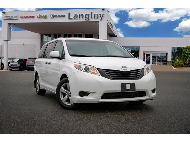2017 Toyota Sienna 7 Passenger (Stk: EE910020A) in Surrey - Image 1 of 21