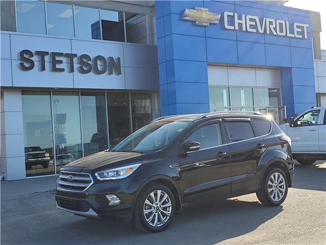 2017 Ford Escape Titanium (Stk: 19-455A) in Drayton Valley - Image 1 of 14