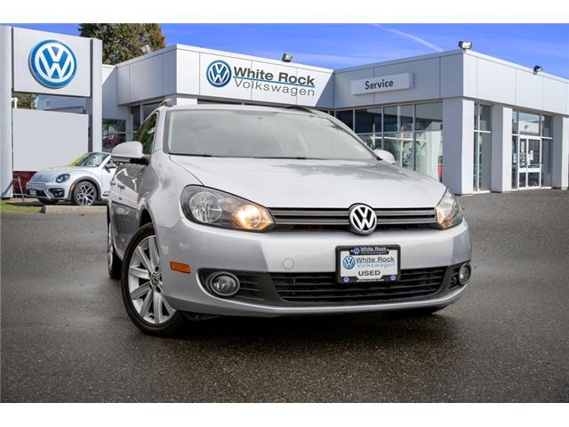 2014 Volkswagen Golf 2.0 TDI Highline 3VWPL7AJ7EM608685 VW0995 in Vancouver