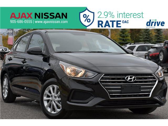 2019 Hyundai Accent Preferred (Stk: P4279R) in Ajax - Image 1 of 30