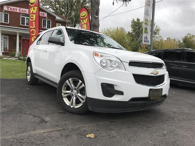 2013 Chevrolet Equinox LS (Stk: 5440) in London - Image 1 of 19