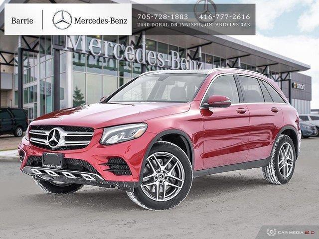 2019 Mercedes-Benz GLC 300 Base (Stk: 19MB197) in Innisfil - Image 1 of 28