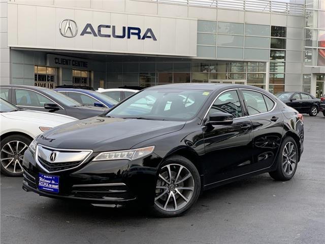 2015 Acura TLX Base (Stk: D457) in Burlington - Image 1 of 29