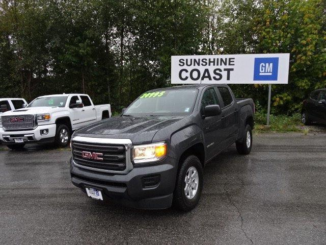 2017 GMC Canyon Base (Stk: CK176557A) in Sechelt - Image 1 of 18