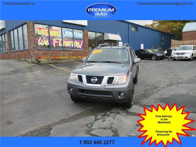 2019 Nissan Frontier PRO-4X (Stk: 760785) in Dartmouth - Image 1 of 26