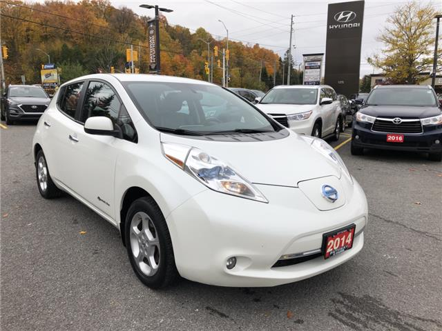 2014 Nissan LEAF S (Stk: P3382A) in Ottawa - Image 1 of 13