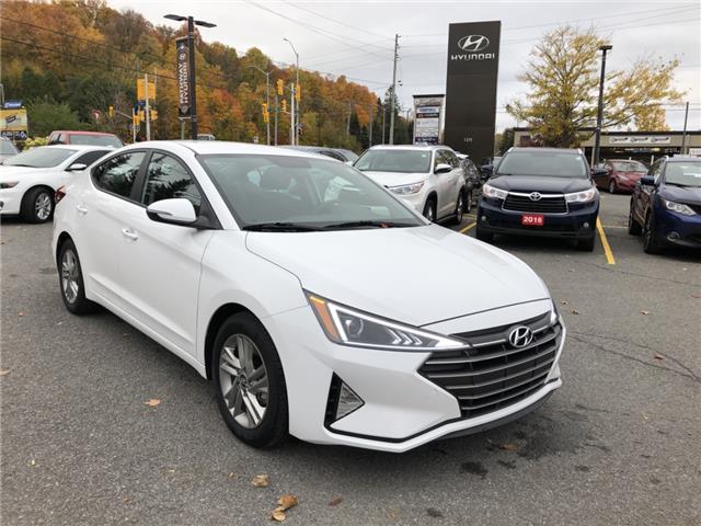 2019 Hyundai Elantra Preferred (Stk: P3411) in Ottawa - Image 1 of 10