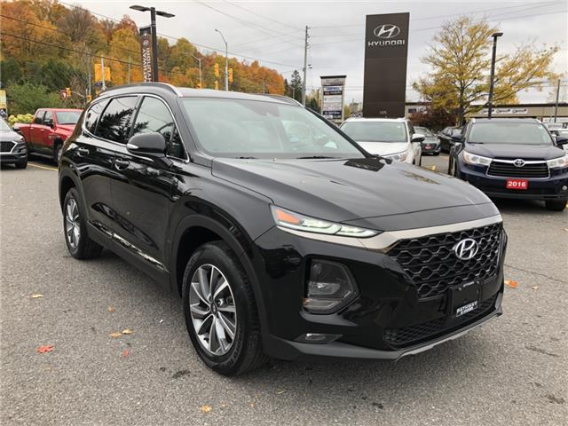 2019 Hyundai Santa Fe Preferred 2.4 (Stk: X1377) in Ottawa - Image 1 of 14