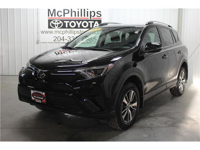 2018 Toyota RAV4  (Stk: X046122A) in Winnipeg - Image 1 of 25