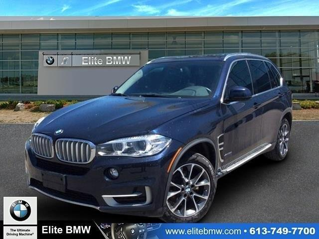 2016 BMW X5 xDrive35i (Stk: P9089) in Gloucester - Image 1 of 30