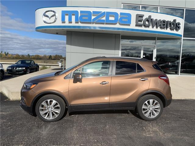 2017 Buick Encore Preferred II (Stk: 22063) in Pembroke - Image 1 of 10