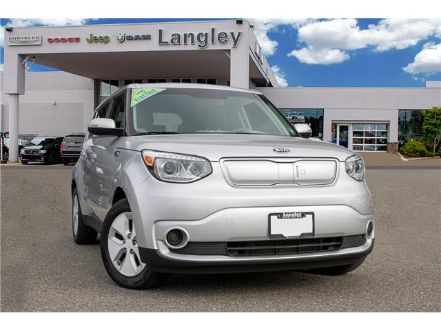 2016 Kia Soul EV EV Luxury (Stk: LF2972) in Surrey - Image 1 of 21
