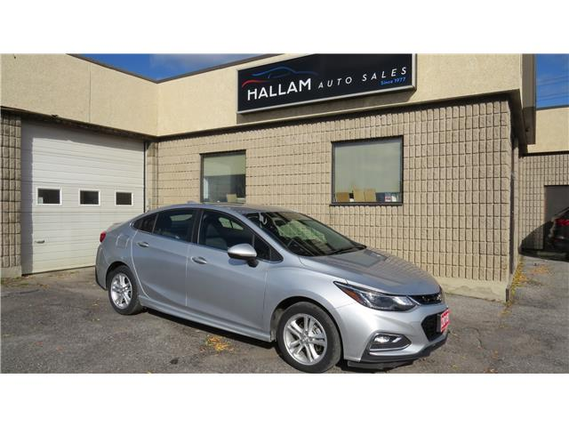 2018 Chevrolet Cruze LT Auto (Stk: ) in Kingston - Image 1 of 17