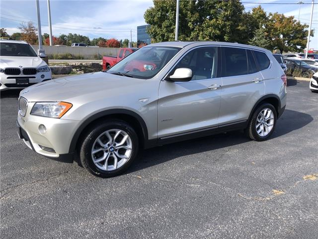 2012 BMW X3 xDrive28i (Stk: 350-95) in Oakville - Image 1 of 11