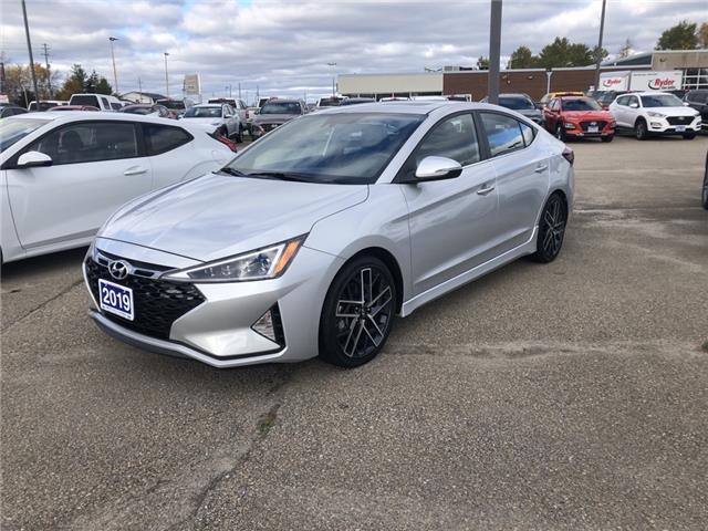 2019 Hyundai Elantra Sport (Stk: -) in Smiths Falls - Image 1 of 3