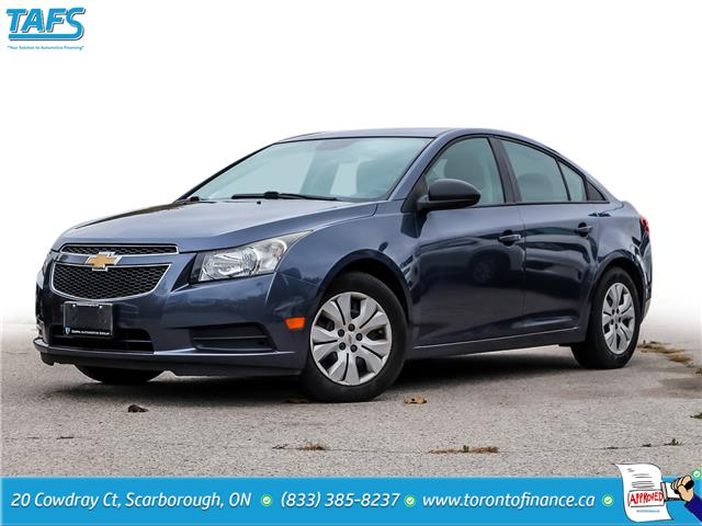 2013 Chevrolet Cruze LS (Stk: S1018A) in Toronto - Image 1 of 24