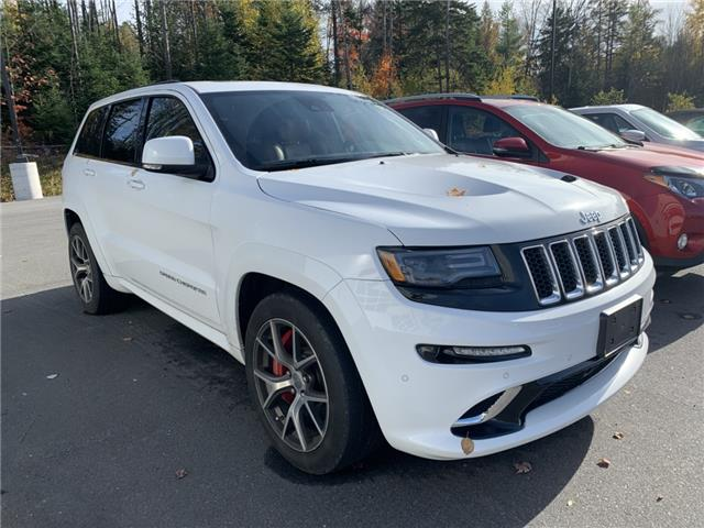 2019 Jeep Grand Cherokee SRT (Stk: 19-526) in Huntsville - Image 1 of 2