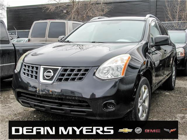 2008 Nissan Rogue SL (Stk: 180343A) in North York - Image 1 of 3