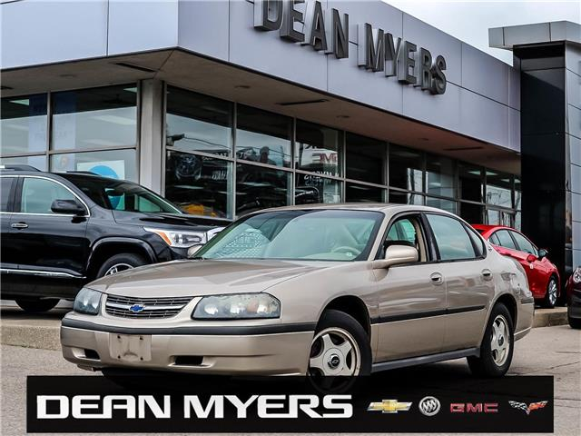 2003 Chevrolet Impala Base (Stk: L2183A) in North York - Image 1 of 17