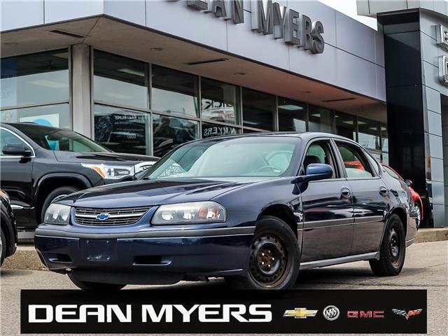 2001 Chevrolet Impala Base (Stk: 190406A) in North York - Image 1 of 17