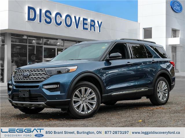 2020 Ford Explorer Limited (Stk: EX20-65477) in Burlington - Image 1 of 26