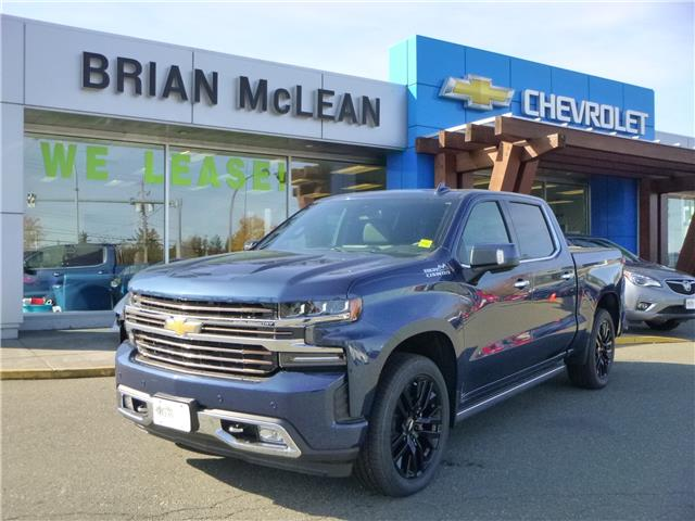 2019 Chevrolet Silverado 1500 High Country (Stk: M4339-19) in Courtenay - Image 1 of 28