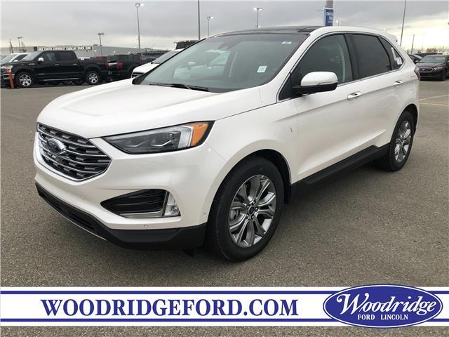 2019 Ford Edge Titanium (Stk: K-2698) in Calgary - Image 1 of 5